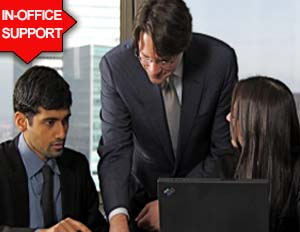 In Office Support