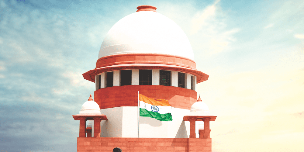 RBI's Power Over Crypto Challenged at Length in Indian Supreme Court Today