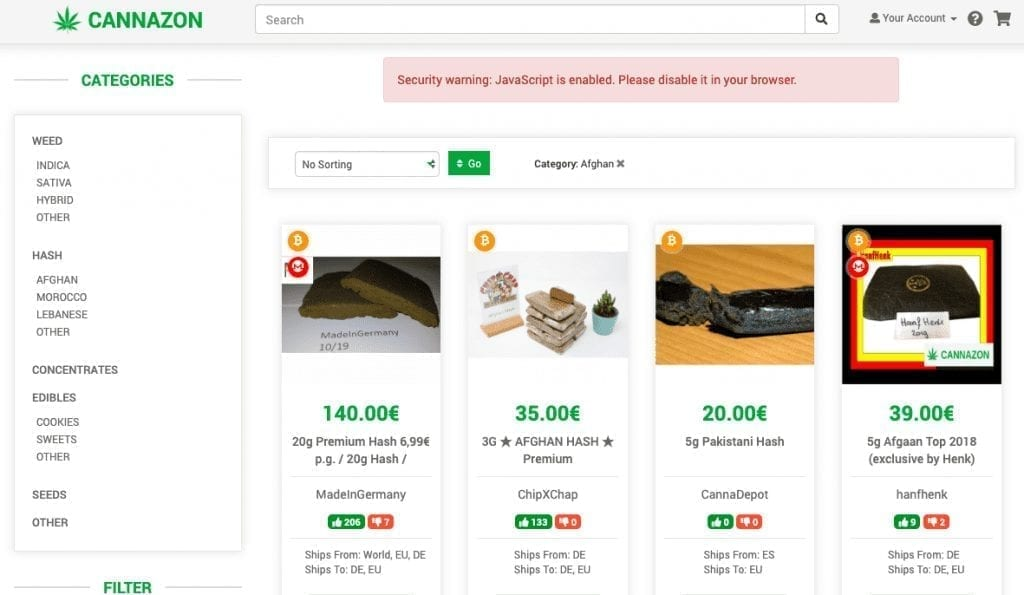 6 Darknet Markets for the Crypto Curious