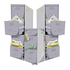 Storage Space & Difficult Access