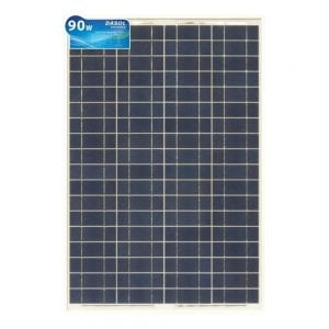 90W SOLAR PANEL WITH MC4 CONNECTORS