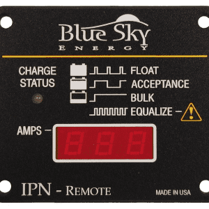 Blue sky energy IPN-Remote no back