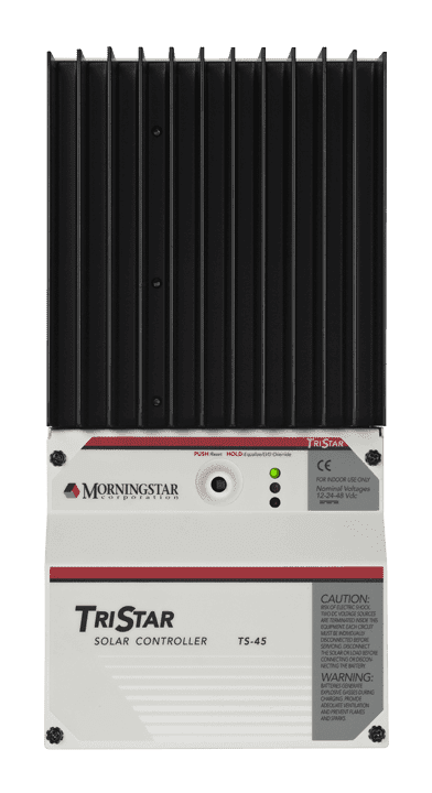 MorningStar Solar Charge Controller TS-45
