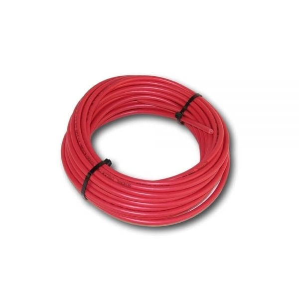 Red Bulk Solar Cable