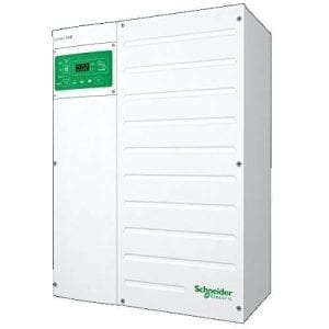SCHNEIDER 6.8 KW 48 VDC 120240VAC 60HZ GRID TIE BATTERY INVERTER- XW+6848
