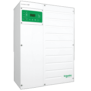 SCHNEIDER, XW+5548 NA, BATTERY INVERTER, GRID TIE, 5.5 KW, 48 VDC, 120/240VAC 60HZ, 865-5548-01
