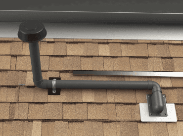 Solar Roof Jack