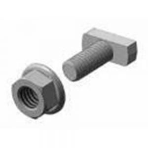 DPW TB STAINLESS STEEL TURN BOLT W/ FLANGE NUT TB-SS