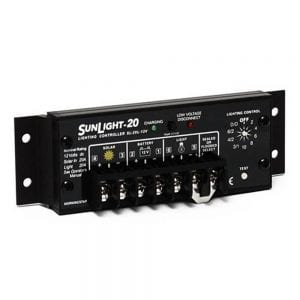 MORNINGSTAR SUNLIGHT SL-20L-12V CHARGE CONTROLLER