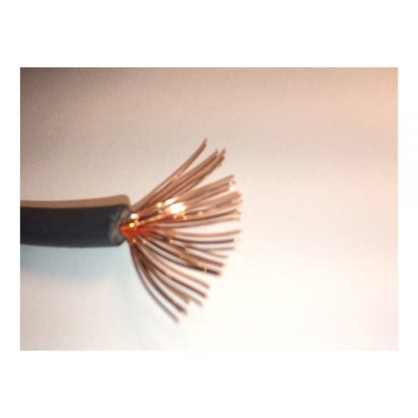 SOLAR CABLE #10 AWG PV WIRE WITH XLPE INSULATION 19 STRANDS