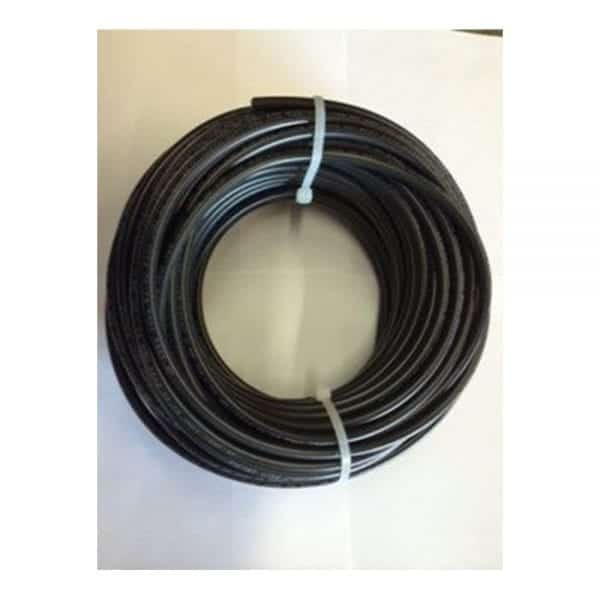 SOLAR CABLE 100' BLACK BULK #10 COPPER WITH XLPE INSULATION 1000 VDC