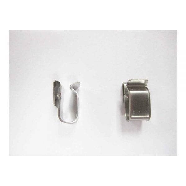 SOLAR CABLE CLIPS FOR SOLAR CABLE MADE BY NINE FASTENERS INC. DCS-1307 (10) 2