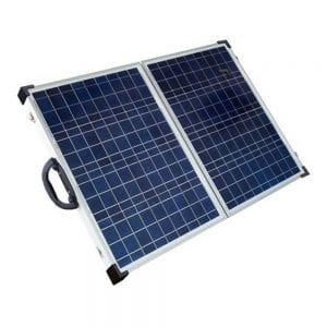 SOLARLAND SLP080F-12S 80W 12V PORTABLE SOLAR CHARGING KIT FOLDABLE