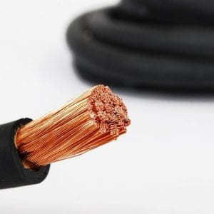 welding cable black 1