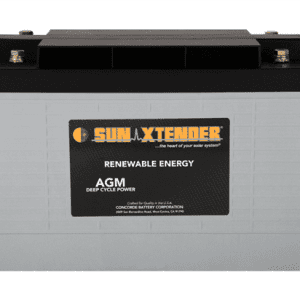 PVX-3050T Battery_GlobalSolarSupply