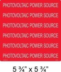 photovoltaic_power_source_reflective_label