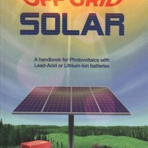 off grid solar book