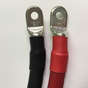 00 battery cable ends