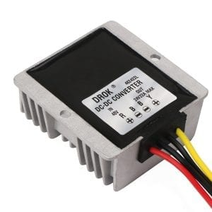 DC TO DC CONVERTERS