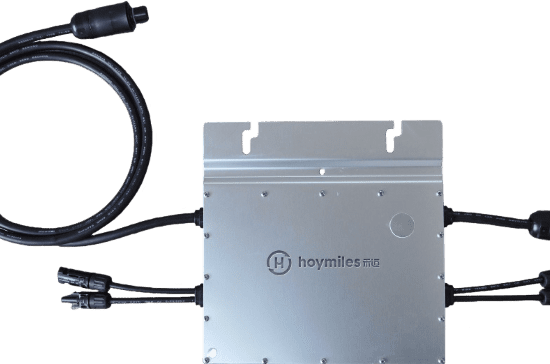 Hoymiles 2 in 1 unit