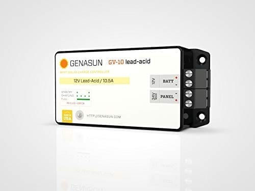 Genasun-GV-10-Pb-12V-10-Amps-12-Volts-140-Watts-MPPT-Solar-Charge-Controller-for-Lead-Acid-B01MST881K-3