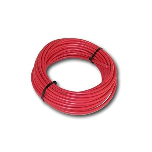 red solar cable