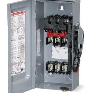 ELECTRICAL DISTRIBUTION EQUIPMENT